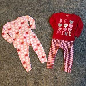 8aca26c3e Kids Valentines Day Pajamas on Poshmark